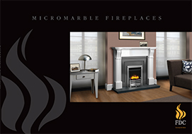 FDC Micromarble Fireplaces