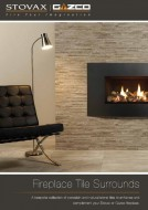 Stovax/Gazco Fireplace Surrounds