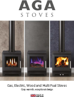 AGA Gas, Electric, Wood and Multi-fuel Stoves
