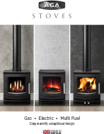 AGA Gas, Electric and Multi-fuel Stoves